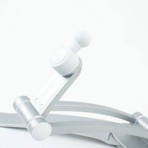 Frei um 360° drehbar - der stabile langer Arm ermöglicht, ermöglicht einen bequemem Blickwinkel und stressfreies Kochen