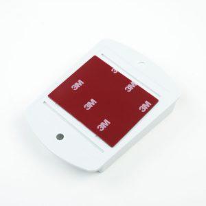 Endlich verschwindet das Handy von der Arbeitsfläche beim Kochen - somit schonen Sie Ihr Smartphone vor Verschmutzungen